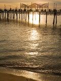 Pier  Redondo Beach  California  United States of America  North America