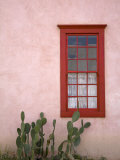 Window  Barrio Historico District  Tucson  Arizona  United States of America  North America