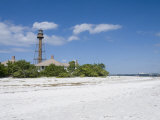 Sanibel Lighthouse  Sanibel Island  Gulf Coast  Florida  United States of America  North America