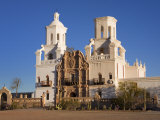 Mission San Xavier Del Bac  Tucson  Arizona  United States of America  North America