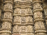 Kandariya Mahadeva Temple  Largest of the Chandela Temples  Khajuraho  Madhya Pradesh State  India