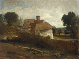 Landscape with Cottages  c1809