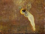 Iris (Her Autumnal Errand: Third Reading)