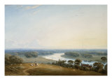 Richmond Hill  Surrey  1834