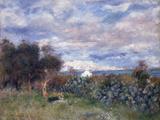 La Baie d'Alger  1881
