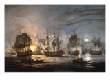 The Battle of the Nile  August 1st 1798  1830