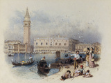 Doges Palace  Venice