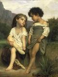Les Jeunes Baigneuses  1879