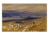 View of Joannina  Greece  1856/1862