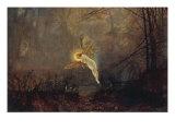 Midsummer Night' or 'Iris'  1876