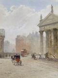 College Green  Dublin  1887