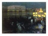 La Serenade  Venise  1905
