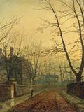 Hampstead - Autumn Gold  1880