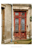Weathered Doorway I Reproduction d'art par Colby Chester