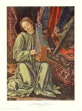 Angel Making Music (detail)