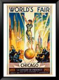 World's Fair  Chicago  1933