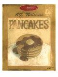 Pancake Mix Reproduction d'art par Norman Wyatt Jr.