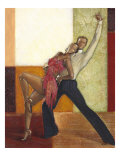 La danse I Reproduction d'art par Norman Wyatt Jr.