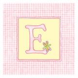 Girl Letter E