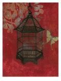 Asian Bird Cage II