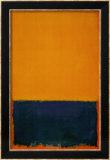 Yellow  Blue  Orange  1955