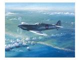 Spitfire Pr Mk IV Over Sicily