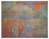 Ad Parnassum, 1932 Reproduction d'art par Paul Klee