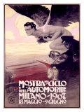 Mostra del Ciclo  Milano  1907