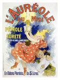 L'Auréole Giclée par Jules Chéret