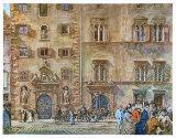 Landhaus and Old Zeughaus in Graz
