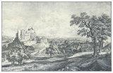 Ruin of the Castle Liechtenstein