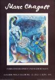 Cirque Reproduction d'art par Marc Chagall