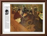 Masterworks of Art - Henri de Toulouse-Lautrec