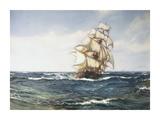 A Clipper Ship