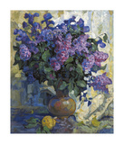 Lilac and Pear
