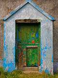 Paint Effects  Old Cottage  Bunmahon  County Waterford  Ireland