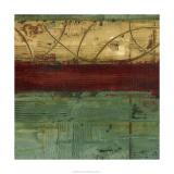 Ribbon Abstract II