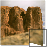 Side of Red Canyon