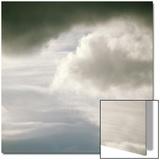 Cloudy Sky with Dark Cloud