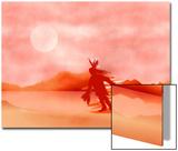 Native American Sun Dancer