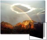Thunder Mountain  Sedona  Arizona  USA
