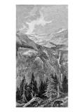 California Mountains  1888