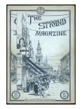Front Cover of the Strand Magazine  May 1891