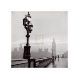 Westminster Bridge and Houses of Parliament  c1962