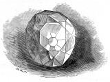 The Re-Cut Koh-I-Noor Diamond  1852