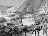 The British Army in Beluchistan  1894