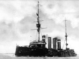 Sunk in Action Off Chile  HMS Good Hope