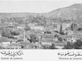 Turkey - Kastamonu - Panorama of the Town