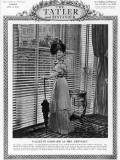Tatler Front-Cover: Paulette Goddard