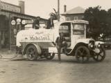 Vintage Petrol Tanker in New South Wales  Australia